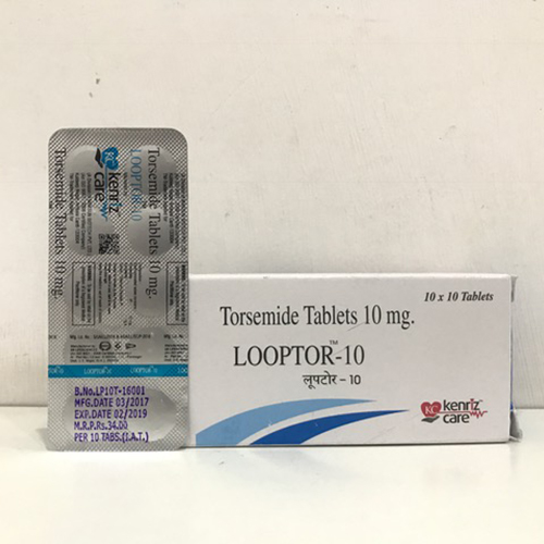 Torsemide Tablets 10mg