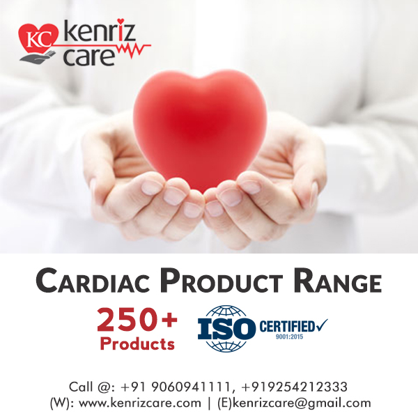 Cardiac Product Range