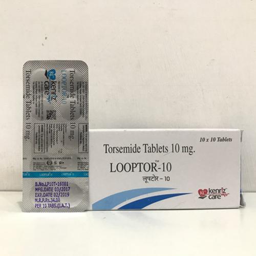 Torsemide Tablets 10mg