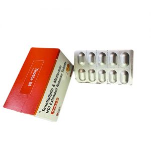 Teneligliptin and Metformin HCL Extended Release Tablets
